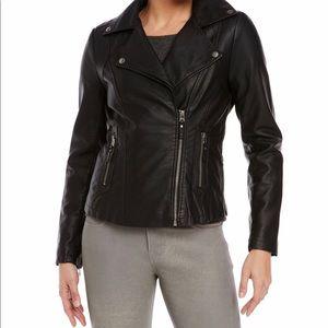 Max Studio Jackets & Coats - 🌺MAX STUDIO Faux Leather Jacket